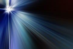 Abstrakt strålar arkivbild