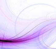 abstrakt strålenergi Royaltyfria Bilder