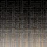 abstrakt strömkrets Arkivbild