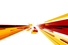 abstrakt structure001 Arkivbilder