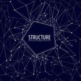 abstrakt struktur också vektor för coreldrawillustration seamless modell Arkivfoto