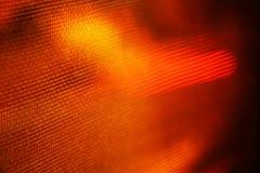 Abstrakt suddig bakgrund som är klar för typografi stadsbokehljus över texturerad surfface Arkivbild