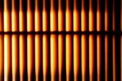 Abstrakt suddig modell av ljus och skugga Arkivfoton