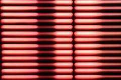 Abstrakt suddig modell av ljus och skuggor Arkivbilder
