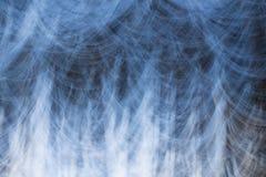 abstrakt suddighet bakgrundsblue Fotografering för Bildbyråer