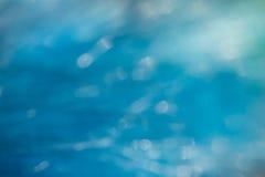 abstrakt suddighet bakgrundsblue Royaltyfri Foto