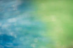 abstrakt suddighet bakgrundsblue Arkivbilder