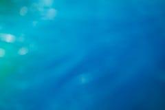 abstrakt suddighet bakgrundsblue Arkivfoto