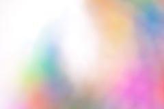 Abstrakt suddighet som dricker sugrör Arkivfoton