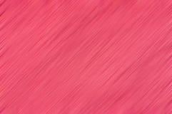 Abstrakt suddighetsrosa färgfärg Royaltyfri Foto
