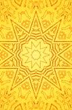 abstrakt sun Royaltyfri Bild