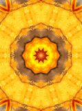 abstrakt sun Arkivbild