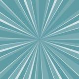 Abstrakt Sunburst bakgrundsvektorillustration EPS10 - vektor vektor illustrationer