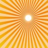 abstrakt sunstrålar Fotografering för Bildbyråer