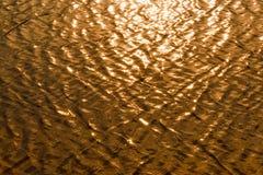 abstrakt surface vatten Havet och vågorna Royaltyfria Bilder