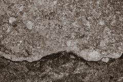 Abstrakt svart bakgrund, gammal svart vit för karaktärsteckninggränsram Royaltyfri Fotografi