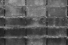Abstrakt svart bakgrund, gammal svart vit för karaktärsteckninggränsram Fotografering för Bildbyråer