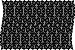 Abstrakt svart bakgrundstextur Rastrerad effekt royaltyfria foton