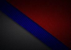 Abstrakt svart kol texturerad materiell design med varningsbandet Arkivfoto
