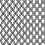 Abstrakt svart linje modell på vit, vektor Arkivbilder