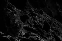 Abstrakt svart marmorbakgrund med naturliga motiv royaltyfri fotografi