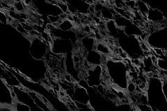 Abstrakt svart marmorbakgrund med naturliga motiv fotografering för bildbyråer