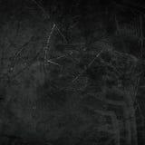 Abstrakt svart texturerat bakgrundsslut upp mav Arkivfoto