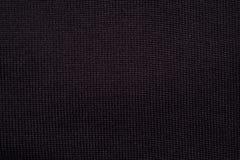 Abstrakt svart torkduk av ull Arkivbild