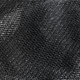 Abstrakt svart tygbakgrund Royaltyfria Bilder