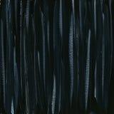 abstrakt svart vattenfärg för blå gray Arkivfoton