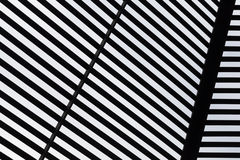 Abstrakt svart- & vitbakgrund Royaltyfri Foto