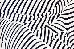 Abstrakt svartvit bakgrund Arkivbild