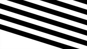 Abstrakt svartvit bandbakgrund med skugga Abstrakt svartvit piruettbakgrund, virvel Blck och vit Royaltyfri Foto