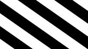 Abstrakt svartvit bandbakgrund med skugga Abstrakt svartvit piruettbakgrund, virvel Blck och vit Royaltyfri Fotografi
