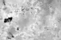 Abstrakt svartvit fantastisk bakgrund Royaltyfri Bild