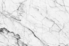 Abstrakt svartvit marmor mönstrad texturbakgrund (för naturliga modeller) Arkivbild