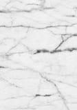 Abstrakt svartvit marmor mönstrad texturbakgrund (för naturliga modeller) Arkivbilder
