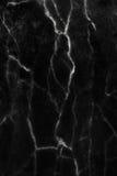 Abstrakt svartvit marmor mönstrad texturbakgrund (för naturliga modeller) arkivfoto