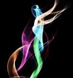 abstrakt swirl Arkivfoto