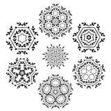 Abstrakt symbol Royaltyfri Bild