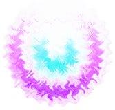 Abstrakt symbol Royaltyfri Foto