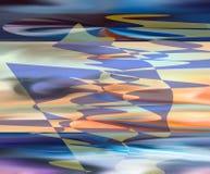 Abstrakt sztuka obraz grafika abstrakcja obrazek Zdjęcia Stock