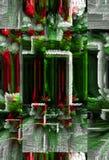Abstrakt sztuka obraz grafika abstrakcja obrazek Obrazy Stock