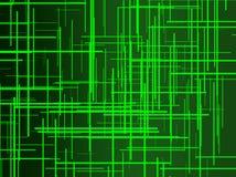 Abstrakt tapetkonstverk Arkivbild
