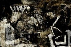 abstrakt tecken