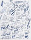 abstrakt teckning Royaltyfria Bilder
