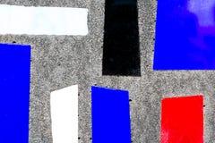 Abstrakt tegelplattabakgrund Royaltyfria Foton