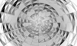 abstrakt tegelplattor Arkivfoto
