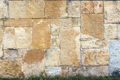 abstrakt tegelstenvägg Royaltyfri Bild