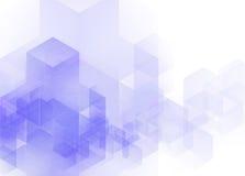 Abstrakt teknikbegrepp Arkivbild